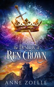 The Unleashing of Ren Crown cover