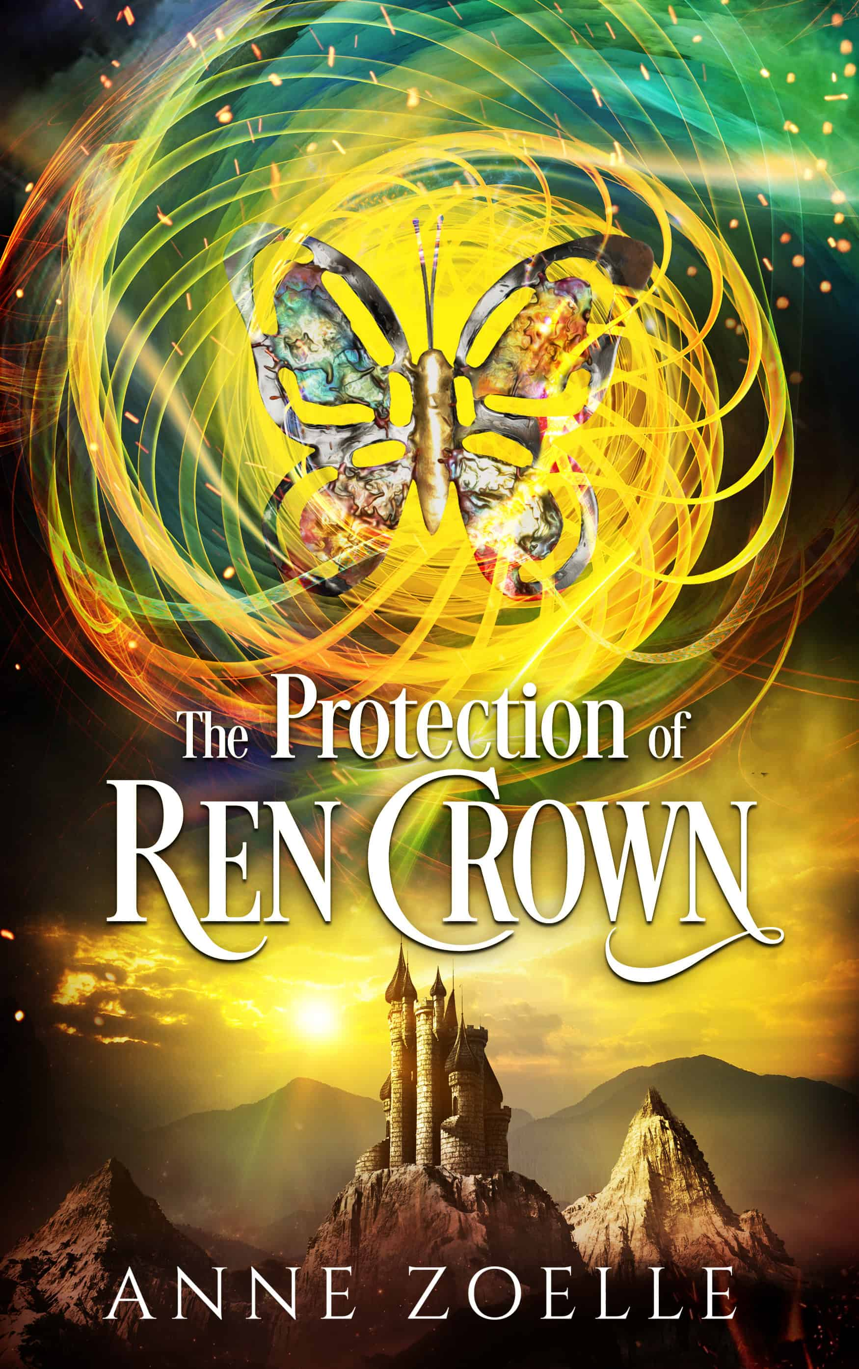 The Protection of Ren Crown
