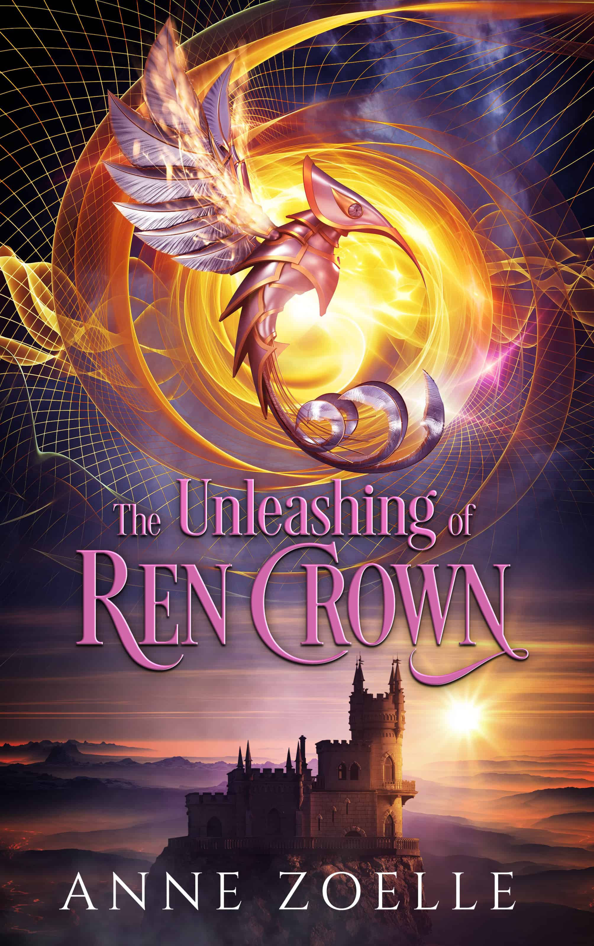 The Unleashing of Ren Crown